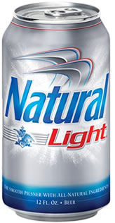 Raging Mammoth | Top 5 Beers To Shotgun | Natty Light