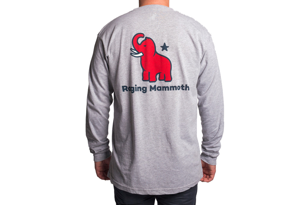 Original Mammoth/Grey Long Sleeve
