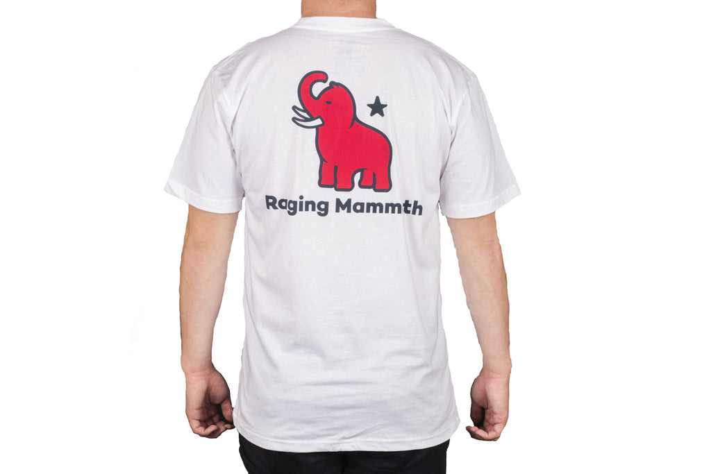 Original Mammoth/White Short Sleeve