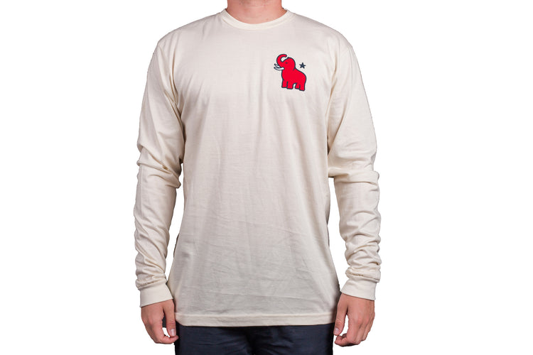 Original Mammoth Creme Long Sleeve