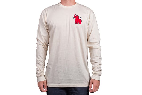 Original Mammoth/Creme Long Sleeve