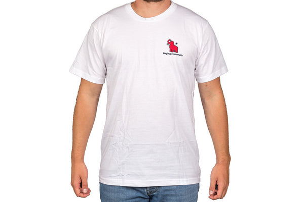 American Mammoth White Short Sleeve