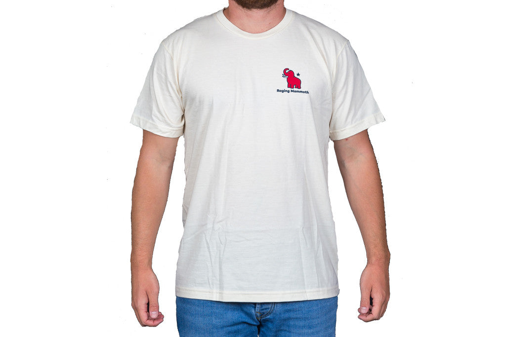 American Mammoth Creme Short Sleeve