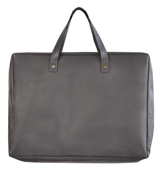 Zip-top Box Satchel
