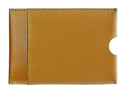 Capped Card Case