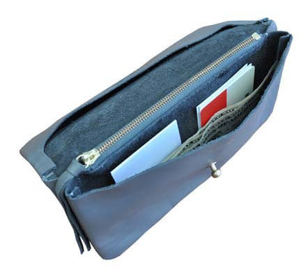 Single Flap Wallet