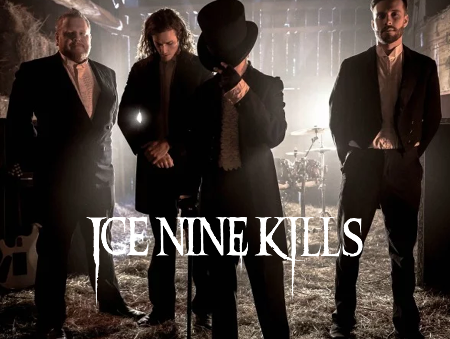 Ice Nine Kills Premieres new music video for