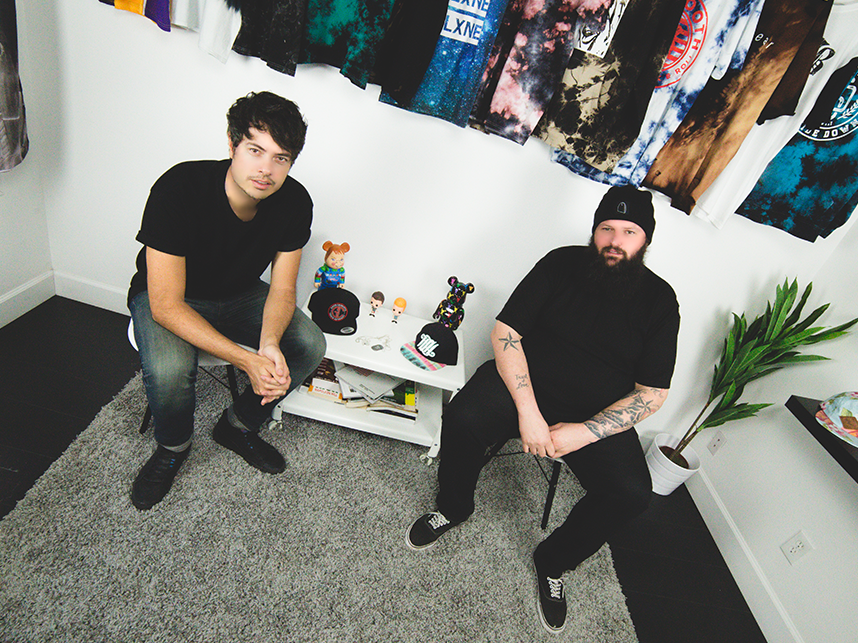 Founders of Absolute Merch explain their vision behind the new website and the company's future