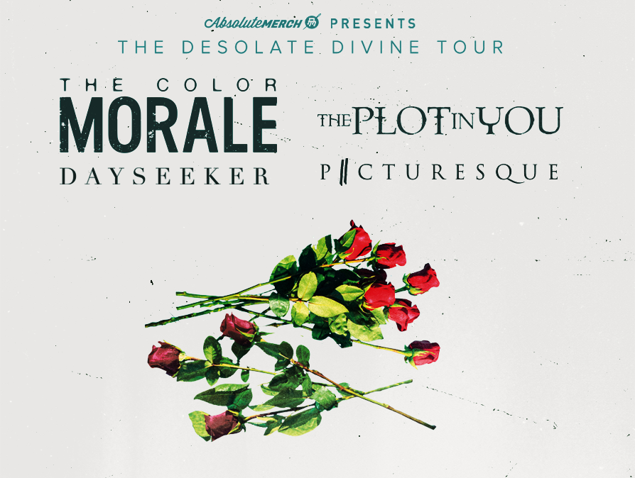 Absolute Merch Presents: The Color Morale Desolate Divine Tour
