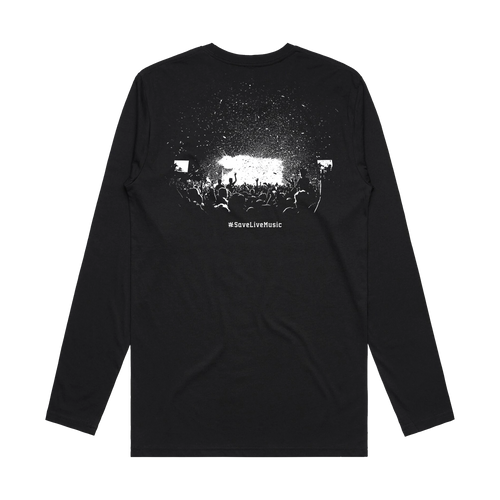 Live Shot Long Sleeve