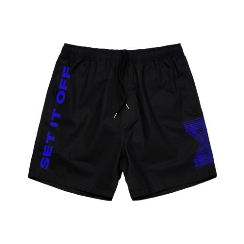 SIO - Midnight Swim Shorts