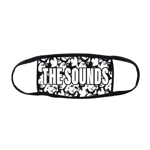 The Sounds - Faces Mask