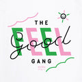 Strala - Feel Good Gang Tee Green