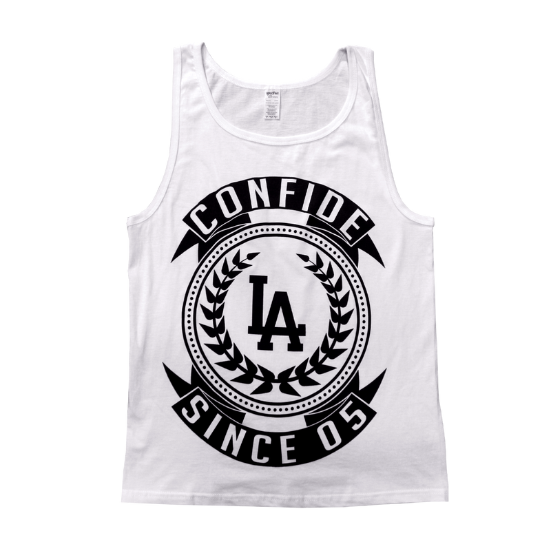 Confide LA Since 05 Tank Top