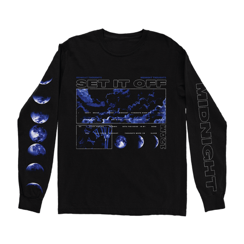 SIO - Moon Long Sleeve