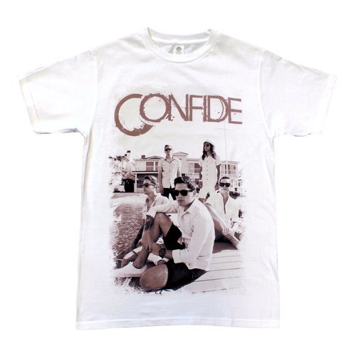 Confide Group Photo Tee