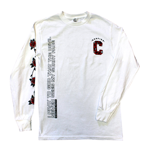 Confide Sorry Face Long Sleeve