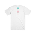 CTE - Color Bars Tee