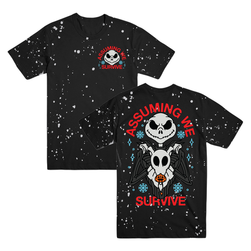 AWS - Nightmare Jack Speckle Dye Tee