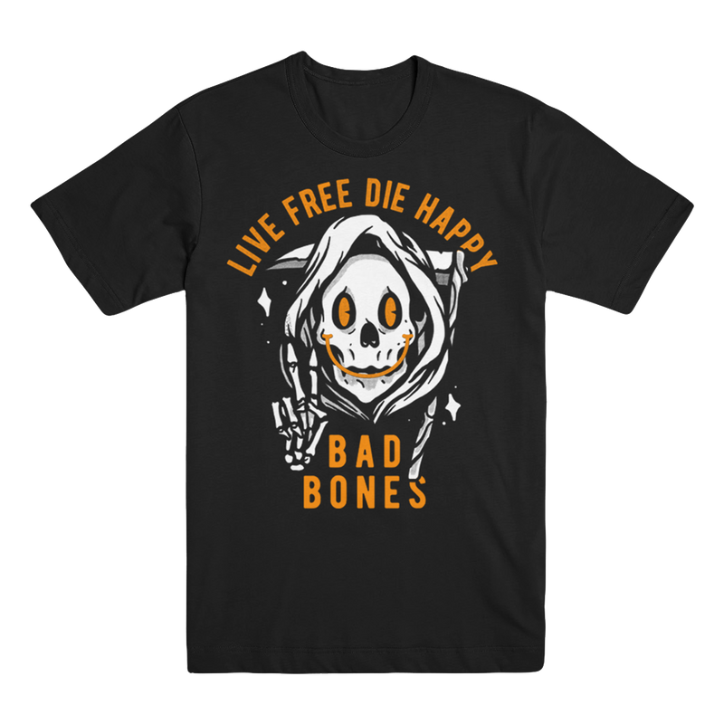 BB - Smiley Reaper Tee