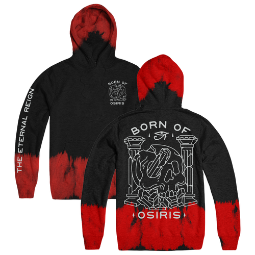 BOO - Eternal Reign Dyed Hoodie