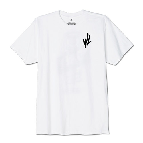WL - Brush Logo Tee