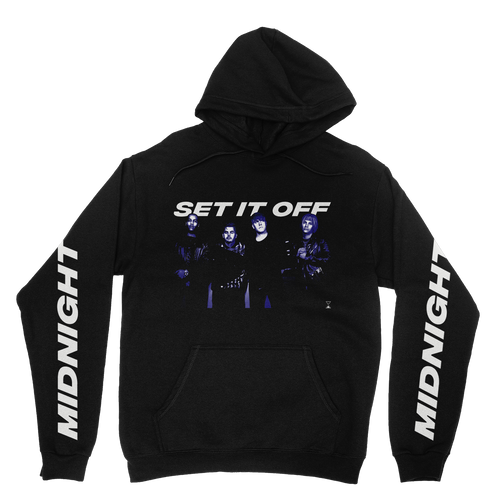 SIO - Midnight Band Hoodie