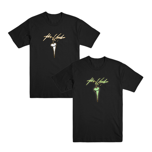 Glow in the Dark Heart Tee