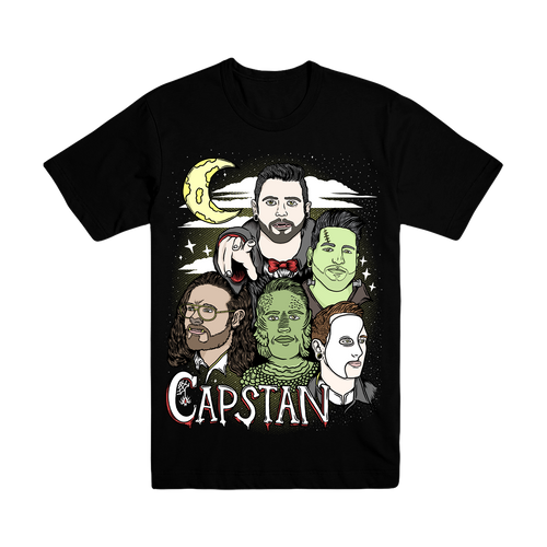 Capstan - Monster Tee