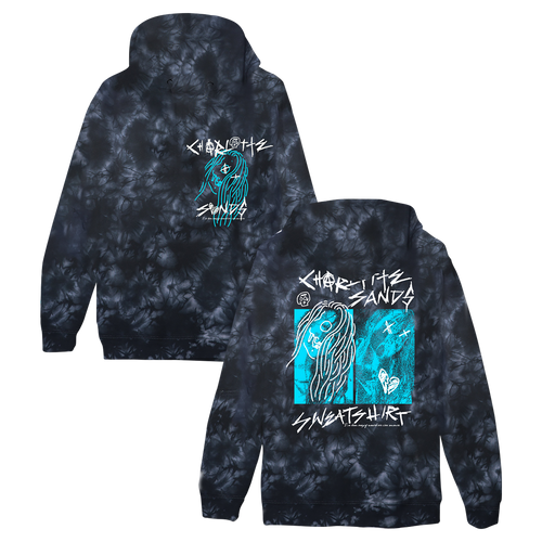 Charlotte Sands - Illustration Dye Hoodie