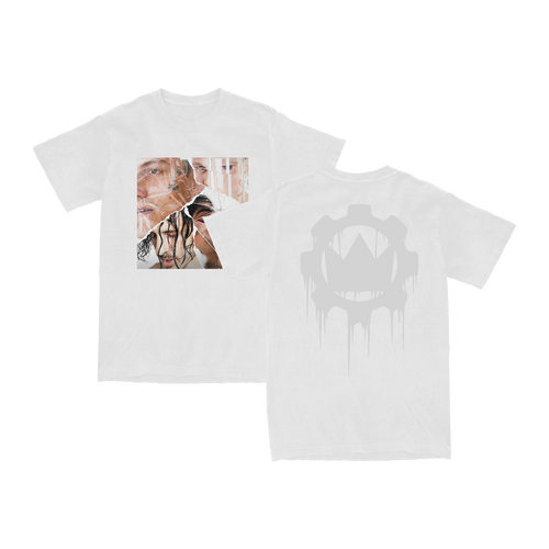CTE - Cover Tee - White