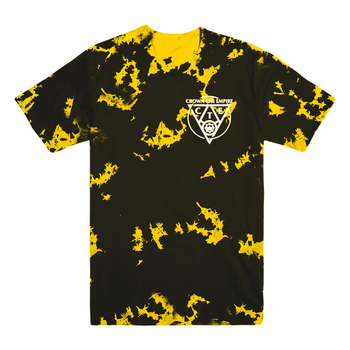 CTE - Yellow Triangle Tee
