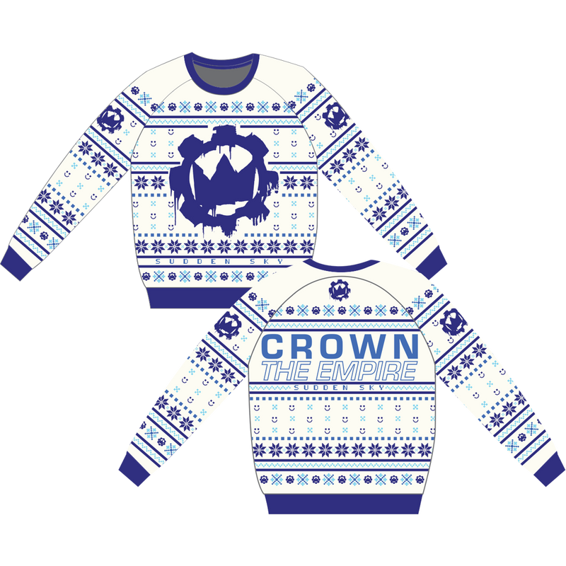 Crown the Empire X-Mas Sweater