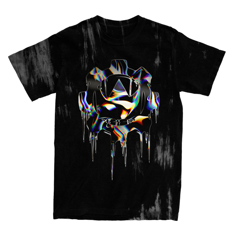 CTE - Drippy Holographic COG Dye Tee