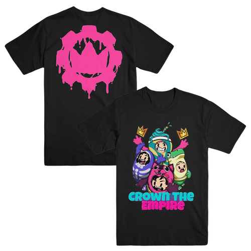 CTE - Crown Guys Tee