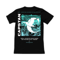 Capstan - Stay Inside Teal Tee
