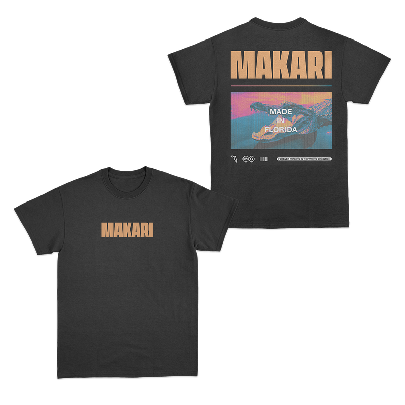 Makari - Continuum Alligator Tee