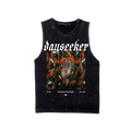 Dayseeker - Starving To Be Empty Dye Cutoff Tee