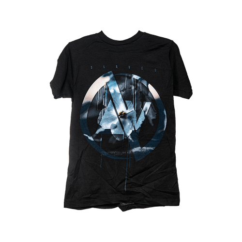 Slaves - Dripping Symbol Tee