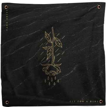 FFAK - Dark Skies Wall Flag