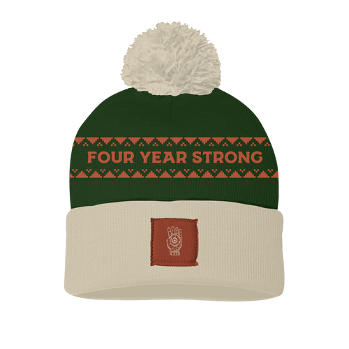 FYS - Brain Pain Knit Pom Beanie