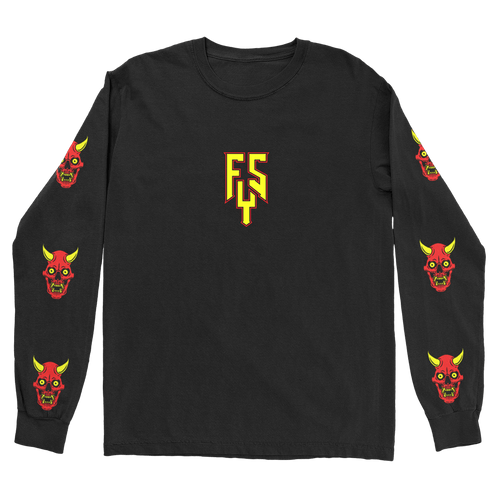 FYS - Devil Skull Long Sleeve