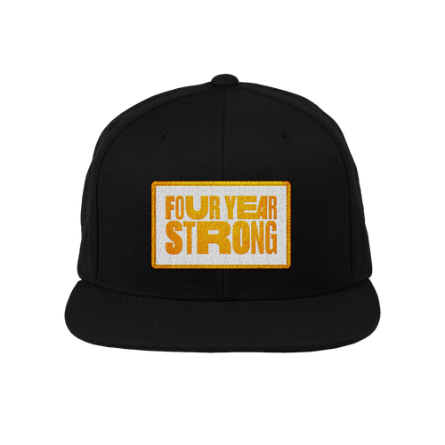 FYS - Patch Snapback Hat