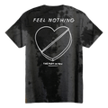 TPIY - Feel Nothing Grey Dye Tee