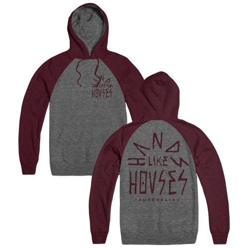 HLH - Two Tone Vibes Hoodie