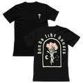 HLH - Bouquet Tee (Black)