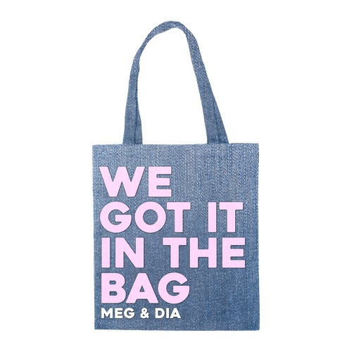 Meg and Dia - In the Bag Tote