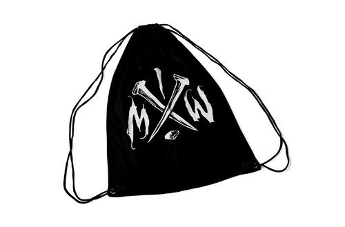 Motionless In White - Nails Drawstring Bag
