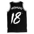 Motionless In White - Basketball Jersey