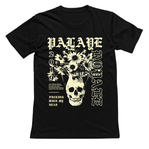 Palaye Royale - Fucking With My Head Tee